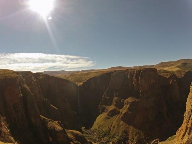 Maletsunyane Falls & Gorge