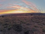 Sunrise in the Karoo
