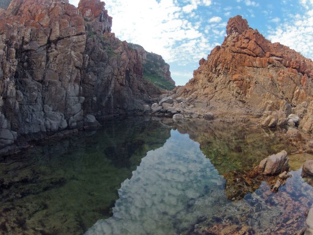 Tidal Pools in Knysna