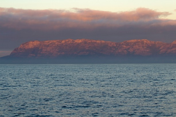 False Bay Mountains