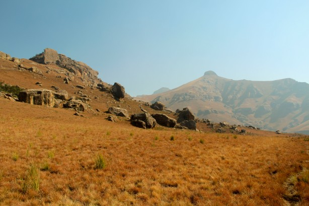 Looking Towards the Lesotho