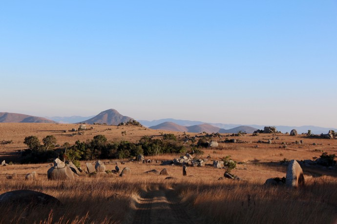 Malolotja Nature Reserve Boulders